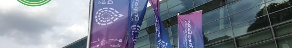Drupalsnack visits DrupalEurope in Darmstadt